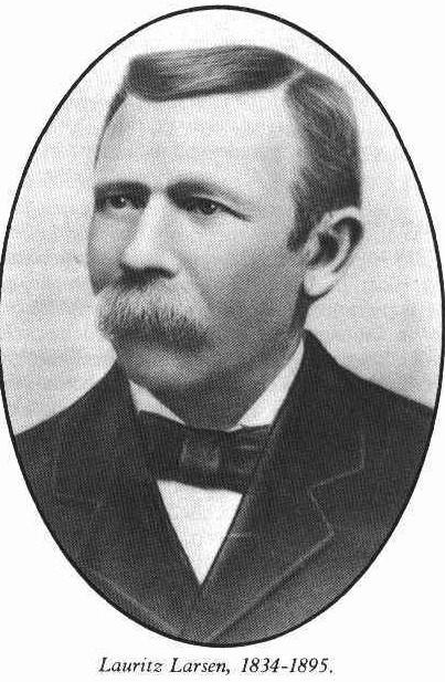 Larsen, Lauritz
