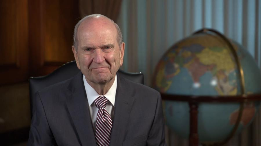 President Nelson Remarks (Video)