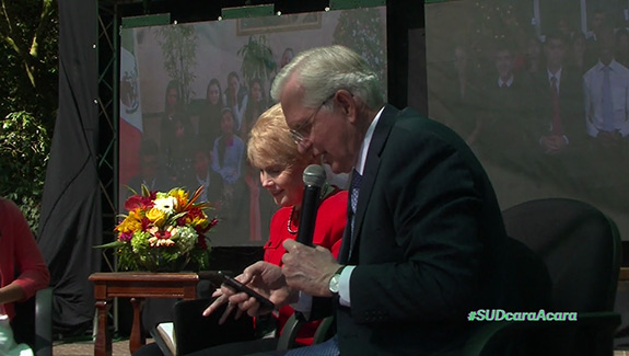Elder and Sister Christofferson