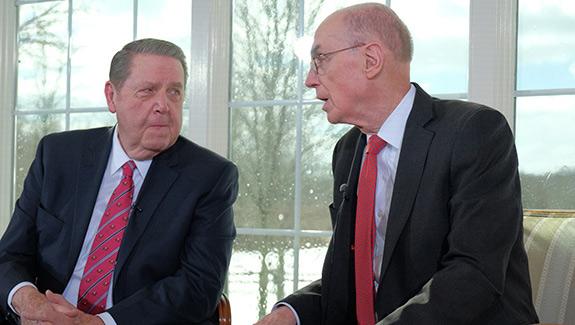 HenryB. Eyring et JeffreyR. Holland