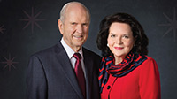 Presidente e irmã Nelson