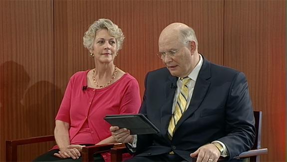 Elder and Sister Renlund