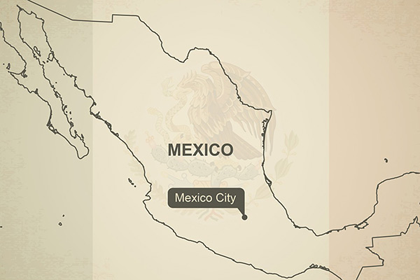 Outline of Mexico