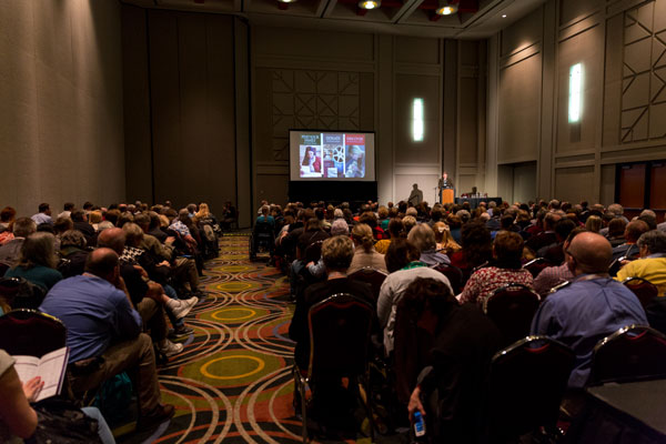 Speakers at RootsTech