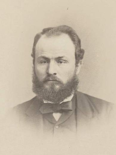 David Patten Kimball