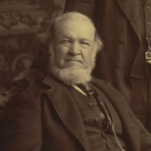 John W. Cooley in 1890