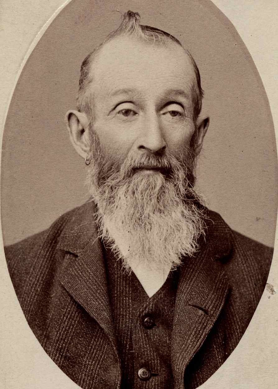 Samuel A. Woolley in the 1890s