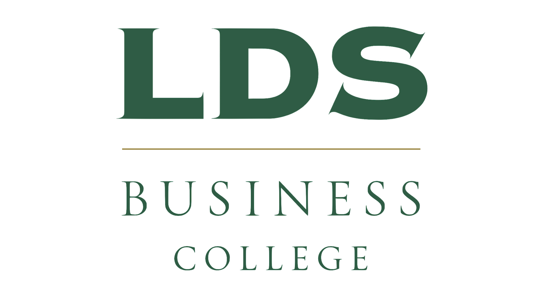 LDS Business College Logo