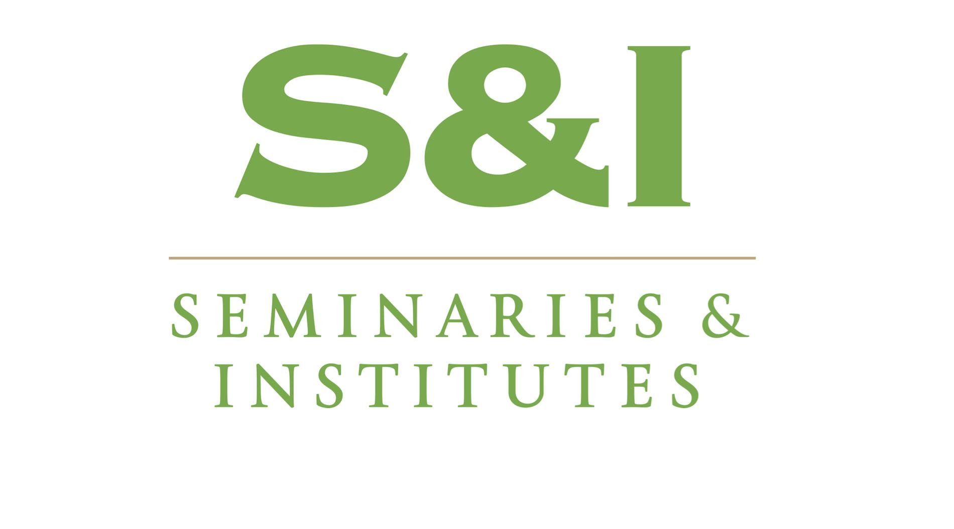 Seminaries and Institutes