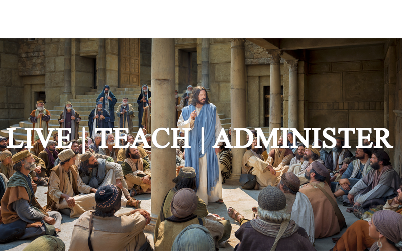 Live Teach Administer