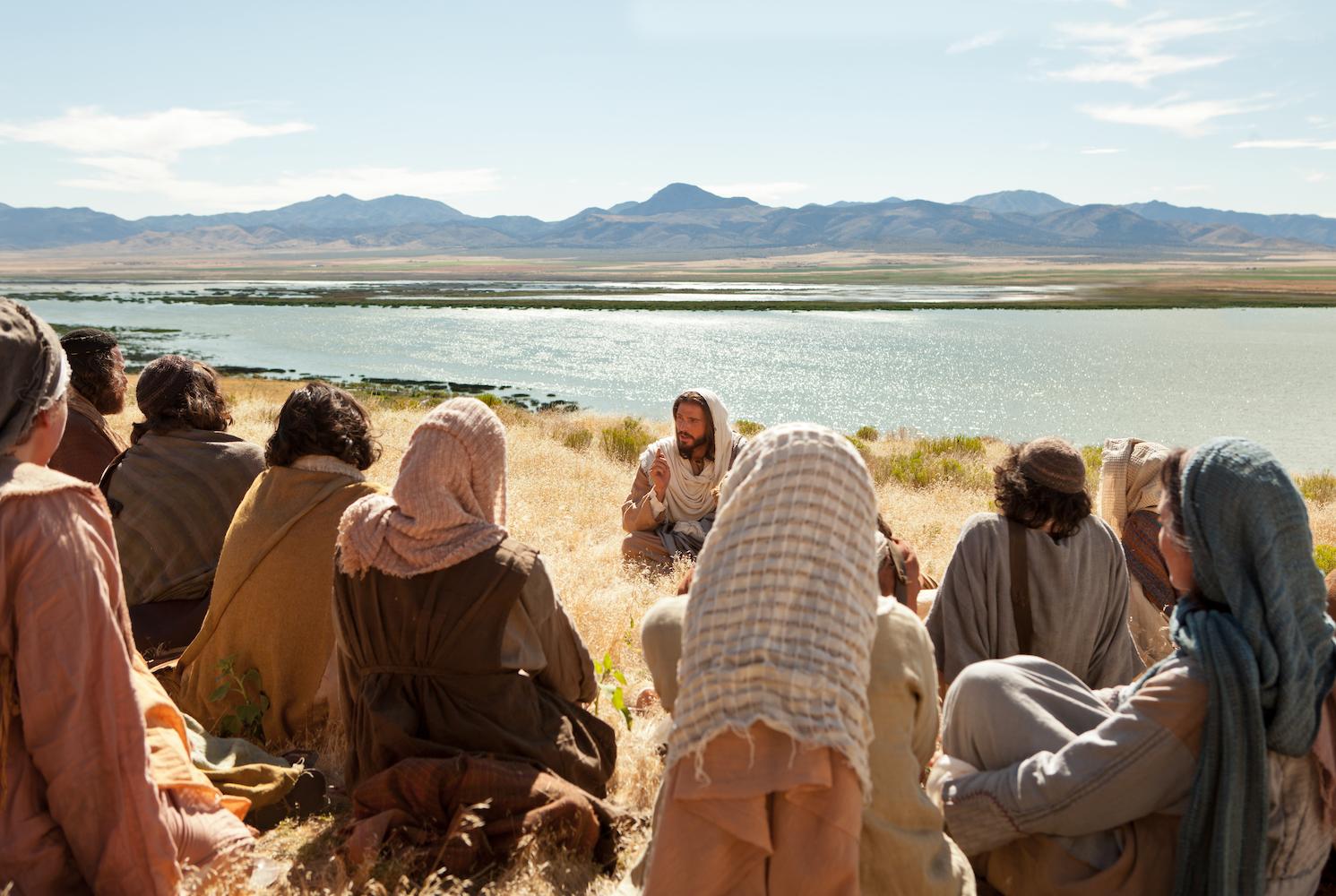 Jesus Christ Sermon on the Mount