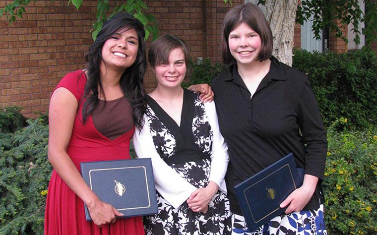Capa e diploma de formatura do seminário