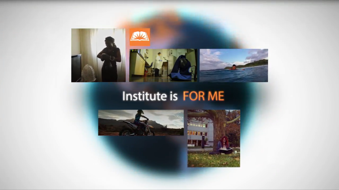 Institute is for me