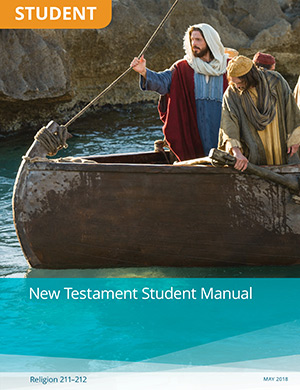 New Testament Student Manual (Rel 211–212)