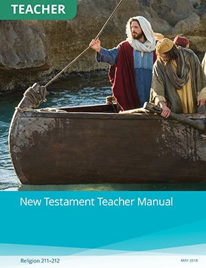 New Testament Teacher Manual (Rel 211–212)