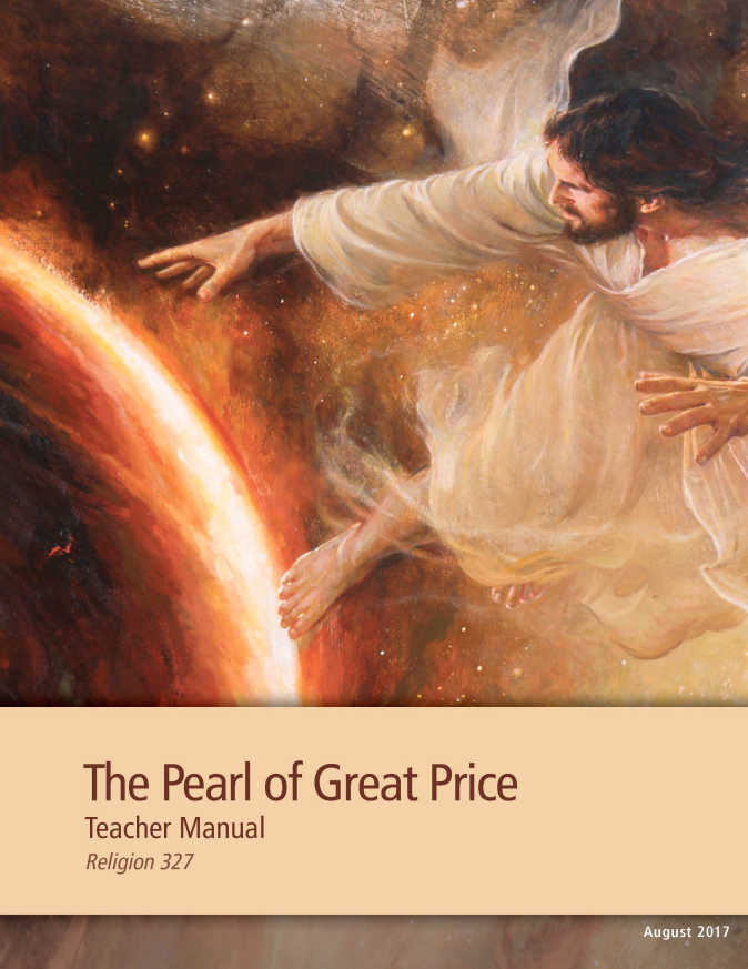 The Pearl of Great Price Teacher Manual (Rel 327)