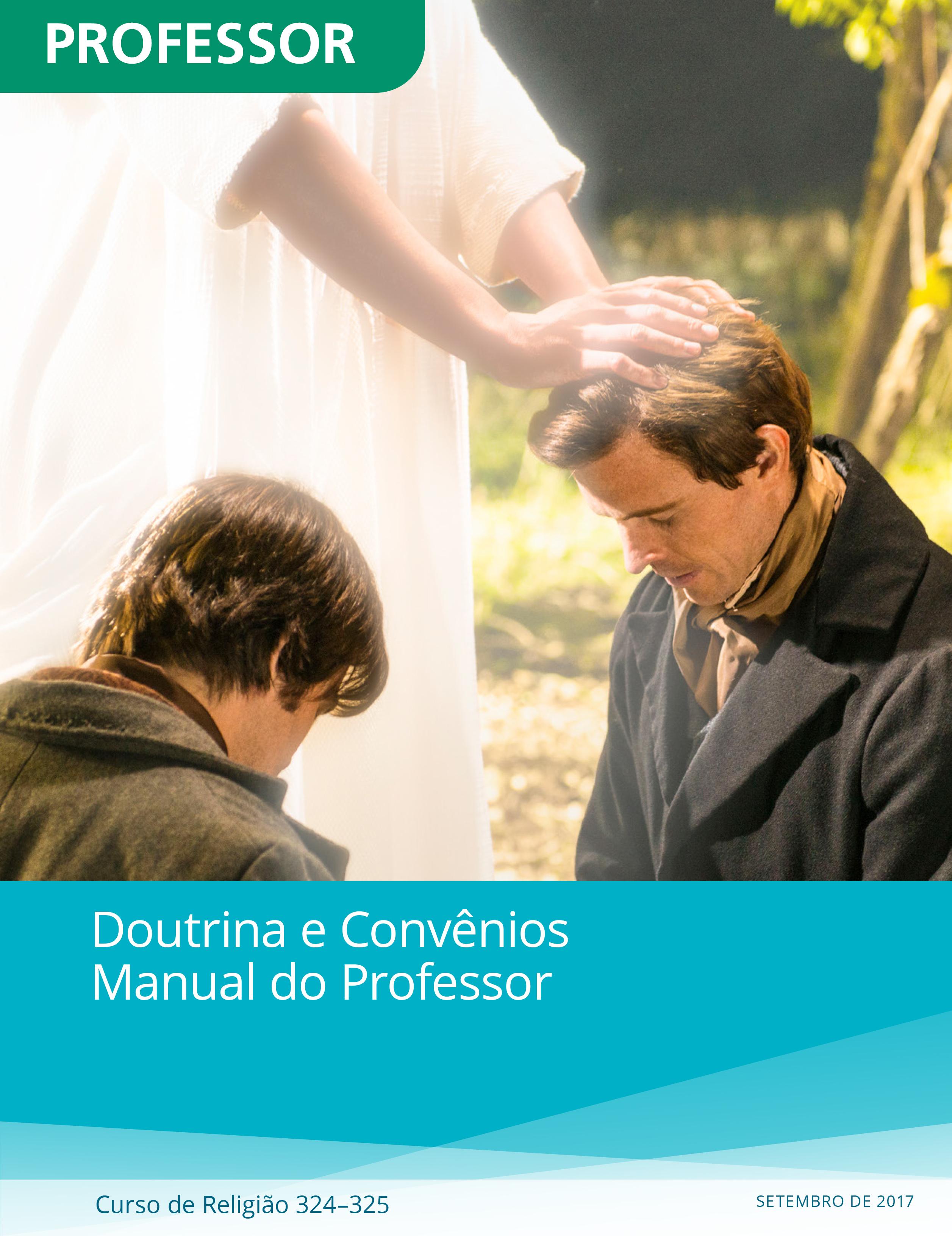Doutrina e Convênios — Manual do Professor