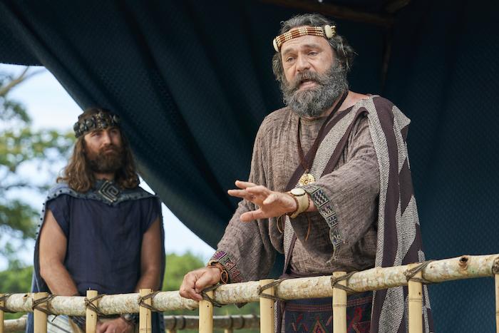 King Benjamin testifies to his people