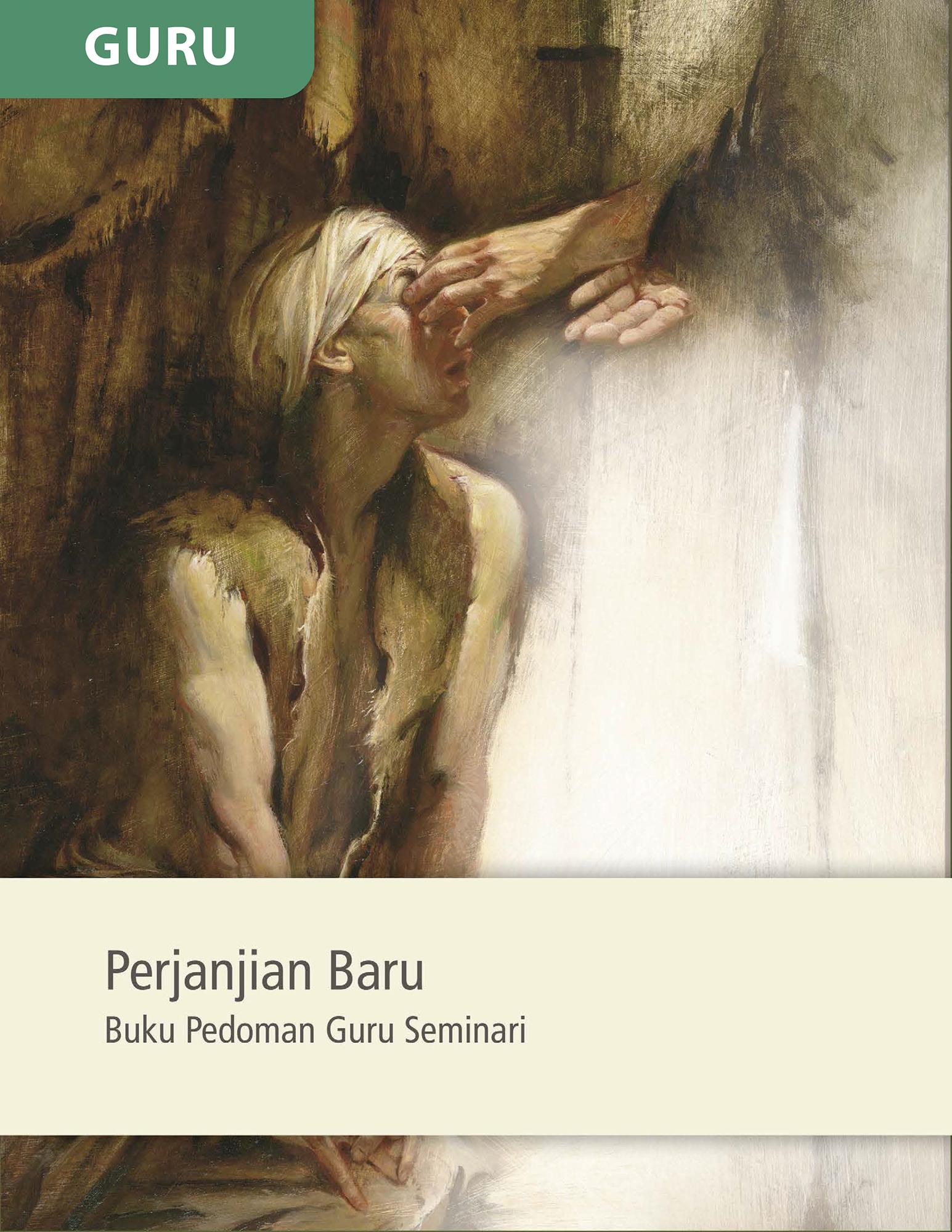 Buku Pedoman Guru Seminari Perjanjian Baru