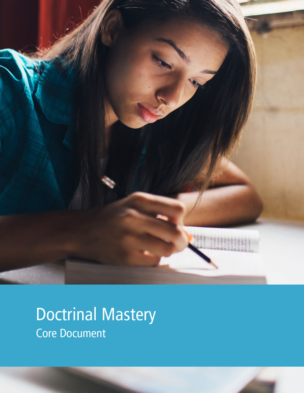 Doctrinal Mastery Core Document Cover
