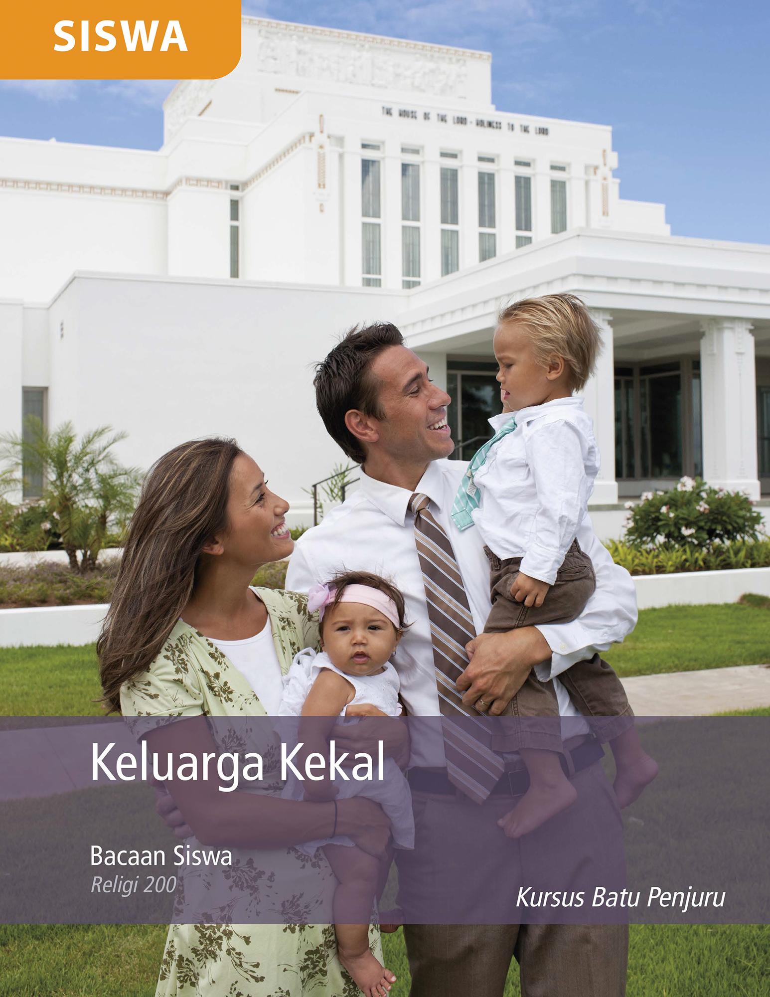 Bacaan Siswa Keluarga Kekal (Religi 200)