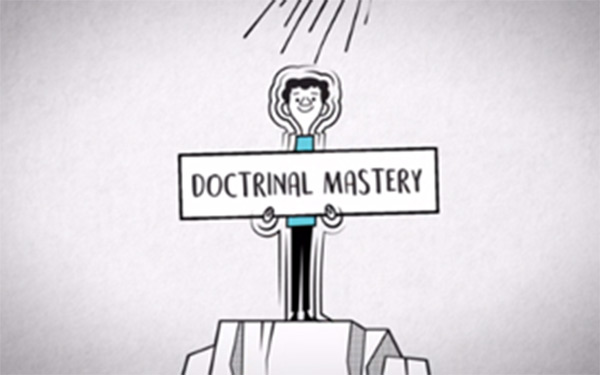 Doctrinal Mastery illustration