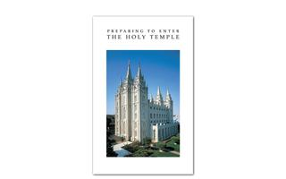 Preparing to Enter the Holy Temple Manual