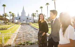 Preparing for the temple endowment? Church leaders provide answers to some common questions.