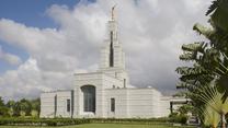 Accra Ghana Temple